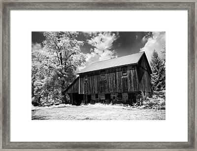 150 Years And Still Standing Framed Print by Paul W Faust -  Impressions of Light