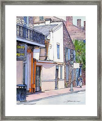 153 Framed Print by John Boles