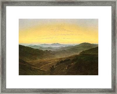 The Balella Collection. Rome, Framed Print