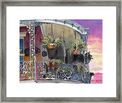 154 Framed Print by John Boles