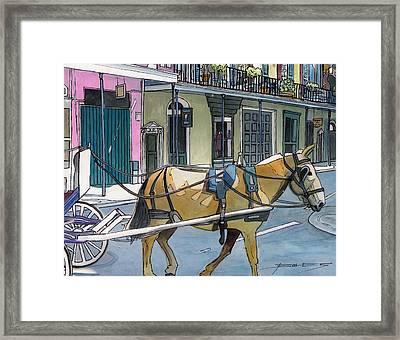 155 Framed Print by John Boles