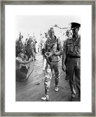 Scott Carpenter Framed Print by Nasa
