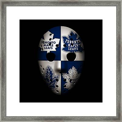 Toronto Maple Leafs Framed Print