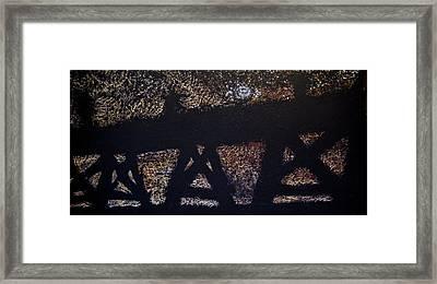 Trussel 01 Framed Print