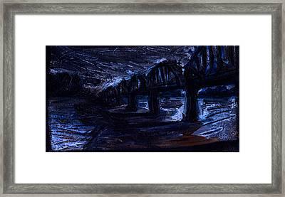 St. Charles Bridge  07 Framed Print