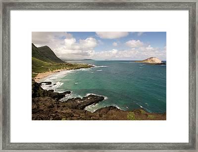 Hawaii Framed Print