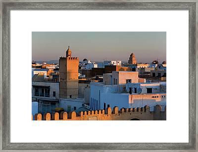 Kairouan Framed Print