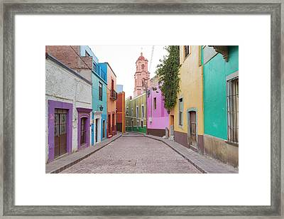 Mexico, Guanajuato Framed Print by Jaynes Gallery