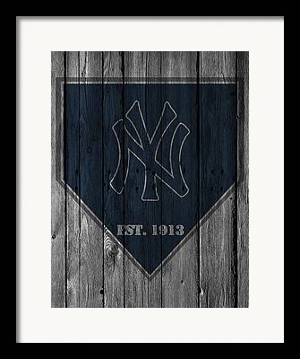 Sports Fields Framed Prints