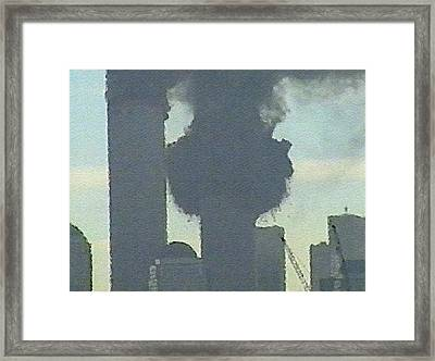 #16 Sands Of Time Framed Print