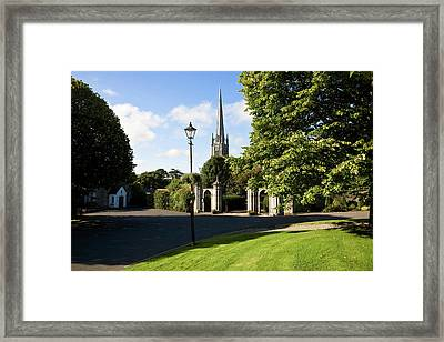 17th Century St. Carthage Cathedral Framed Print by Panoramic Images