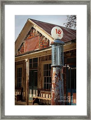 18 Cents Framed Print by Dan Julien