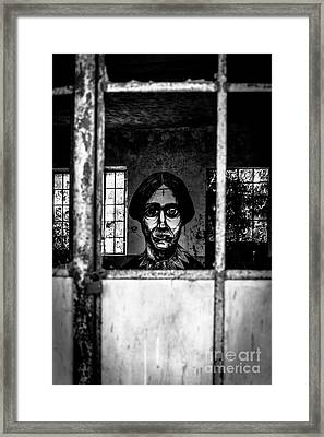 This Is The Way Step Inside Framed Print by Traven Milovich