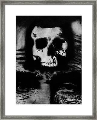 1865 Framed Print