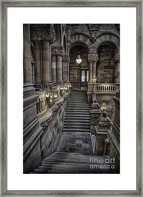 1899 House Framed Print