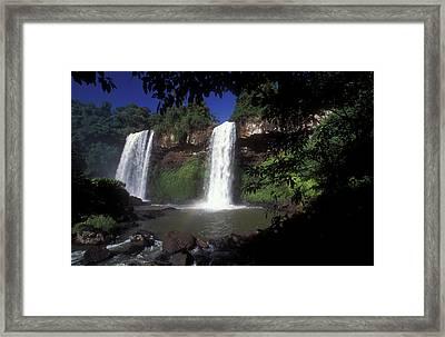 Iguazu Falls National Park, Argentina Framed Print by Javier Etcheverry