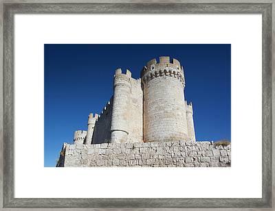 Spain, Castilla Y Leon Region Framed Print