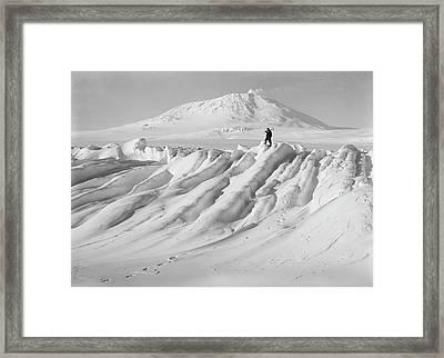 Terra Nova Antarctic Exploration Framed Print