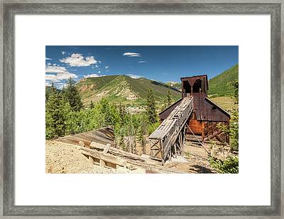 Usa, Colorado, San Juan Mountains Framed Print by Jaynes Gallery