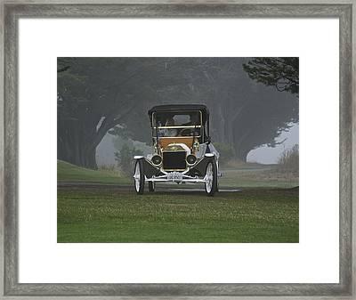1911 Ford Model T II Framed Print by Dave Koontz