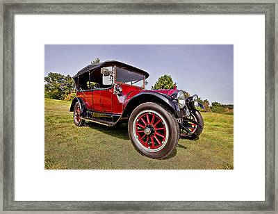 1913 Stevens Duryea Framed Print
