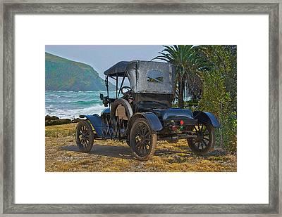 1915 Ford Model T Roadster IIi Framed Print by Dave Koontz
