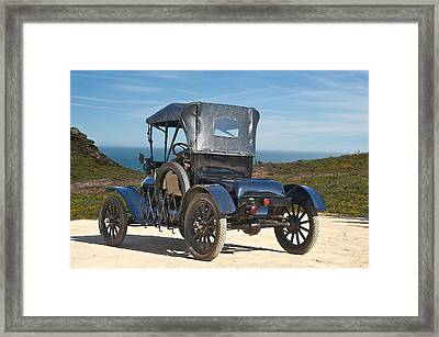 1915 Ford Model T Roadster Vi Framed Print by Dave Koontz