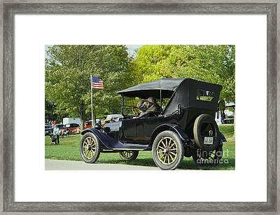 1916 Dodge Brothers Car Framed Print