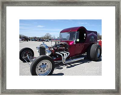 1923 Ford C-cab Muscle Car Framed Print