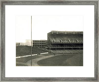 1923 Yankee Stadium Framed Print by Underwood Archives