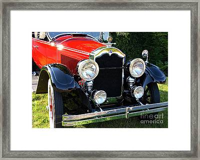 1924 Buick Framed Print