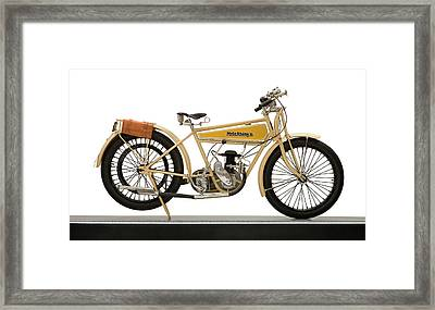 1926 Moto Rhonyx Two Stroke Lightweight Framed Print by Panoramic Images
