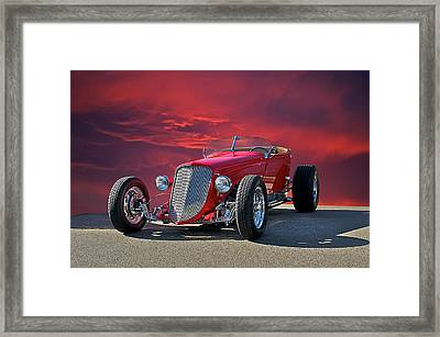 1927 Ford 'lakester' I Framed Print
