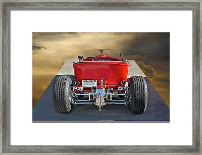 1927 Ford 'lakester' IIi Framed Print