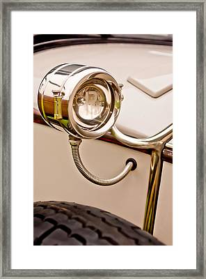 1927 Rolls-royce Phantom I Brewster Kenilworth Light -0209c Framed Print