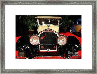 1928 Stearns Knight F-6 Roadster 5d26804 Framed Print