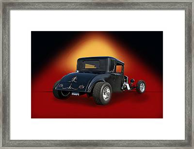 1930 Hudson Hot Road Coupe IIi Framed Print by Dave Koontz