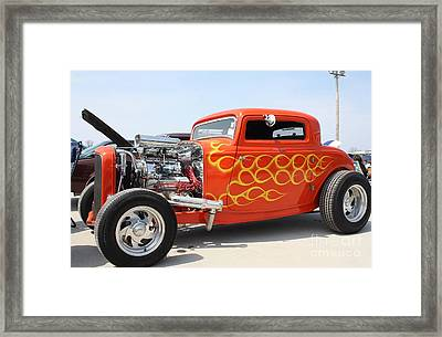 1932 Ford Coupe Framed Print by John Telfer