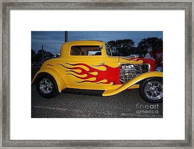 1932 Ford Deuce Coupe Framed Print