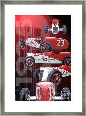1935 Miller Ford Framed Print