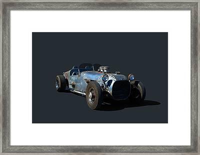 1936 Ford Speedster Framed Print by Tim McCullough