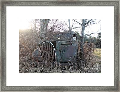 1938-39 Ford Truck 3 Framed Print