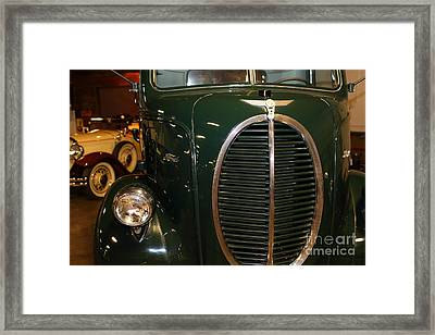 1940 Ford Cabover Tow Truck 5d25756 Framed Print