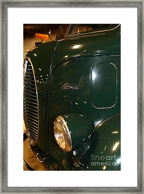 1940 Ford Cabover Tow Truck 5d25763 Framed Print