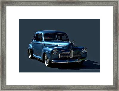1942 Ford Coupe Framed Print by Tim McCullough