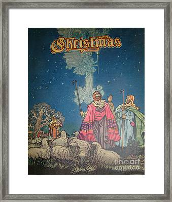 My Christmas Framed Print