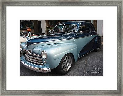 1946 Ford Sedan Framed Print