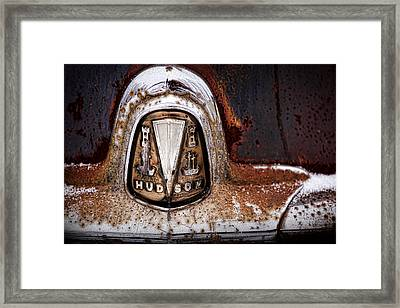 1946 Hudson Coupe  Framed Print