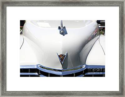 1947 Cadillac Series 62 Sedan 5d22823 Framed Print