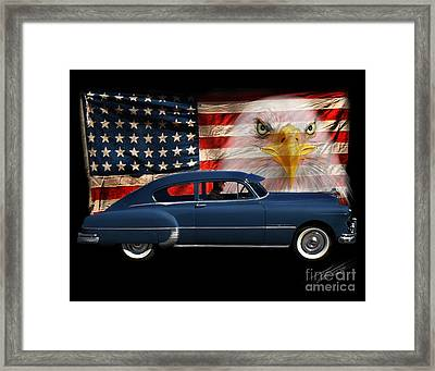 1949 Pontiac Tribute Roger Framed Print by Peter Piatt